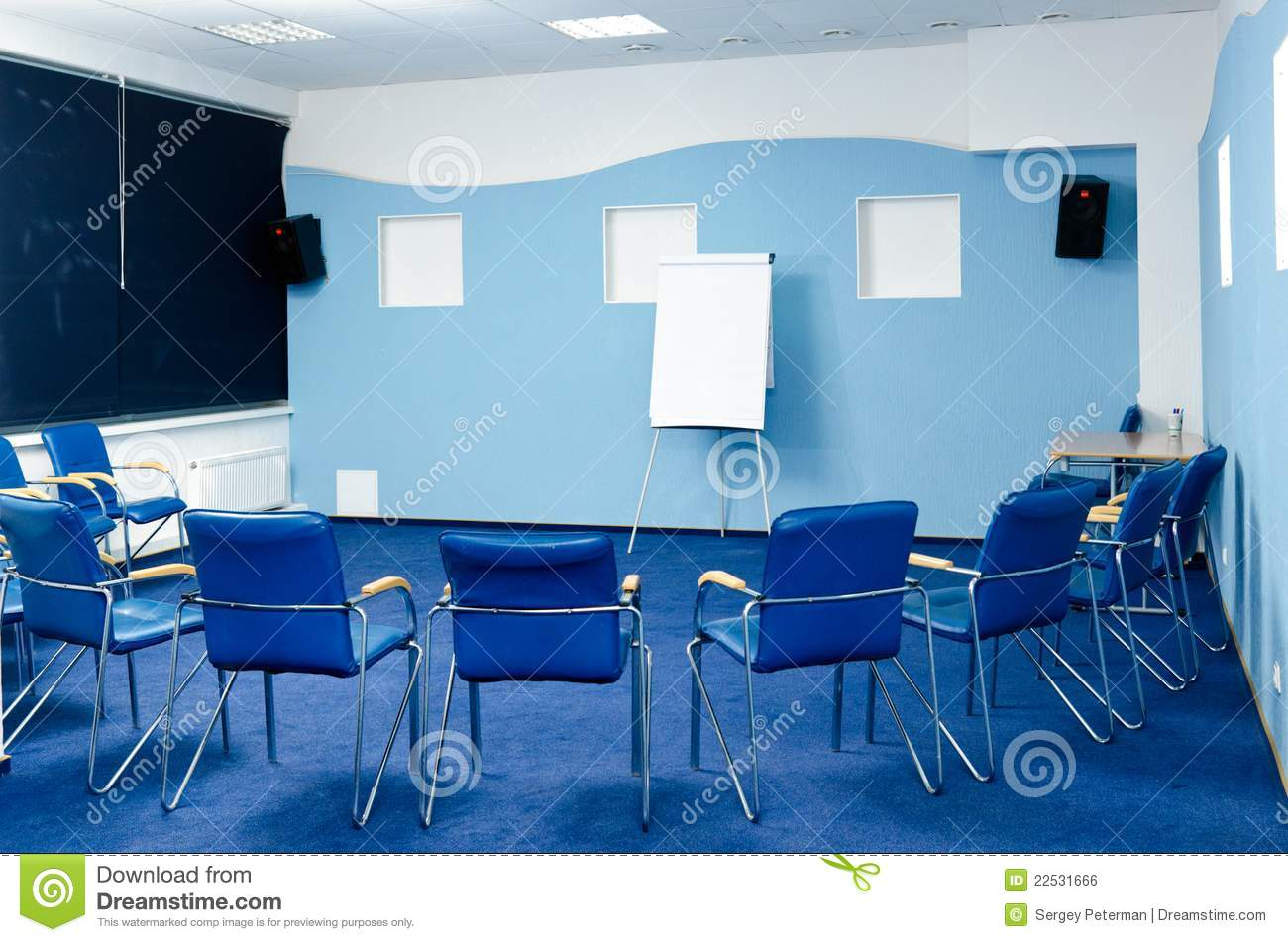 Conference Room Royalty Free Stock Image Image 22531666