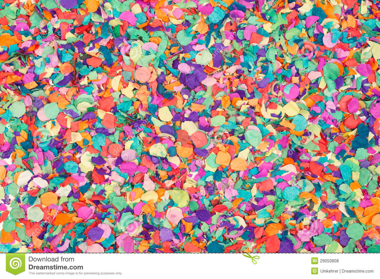 Confetti Background Stock Photo Image Of White Element