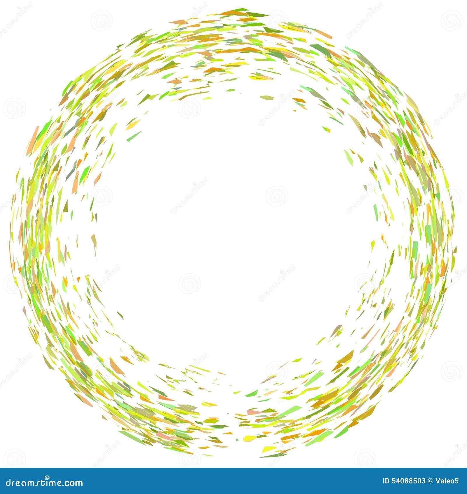 Confettiencirkel