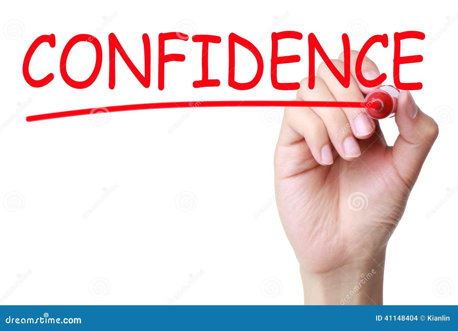 Confidence Headline