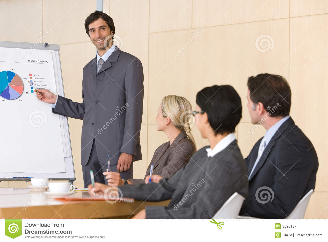 5 Tips for Giving Your First Business Presentation