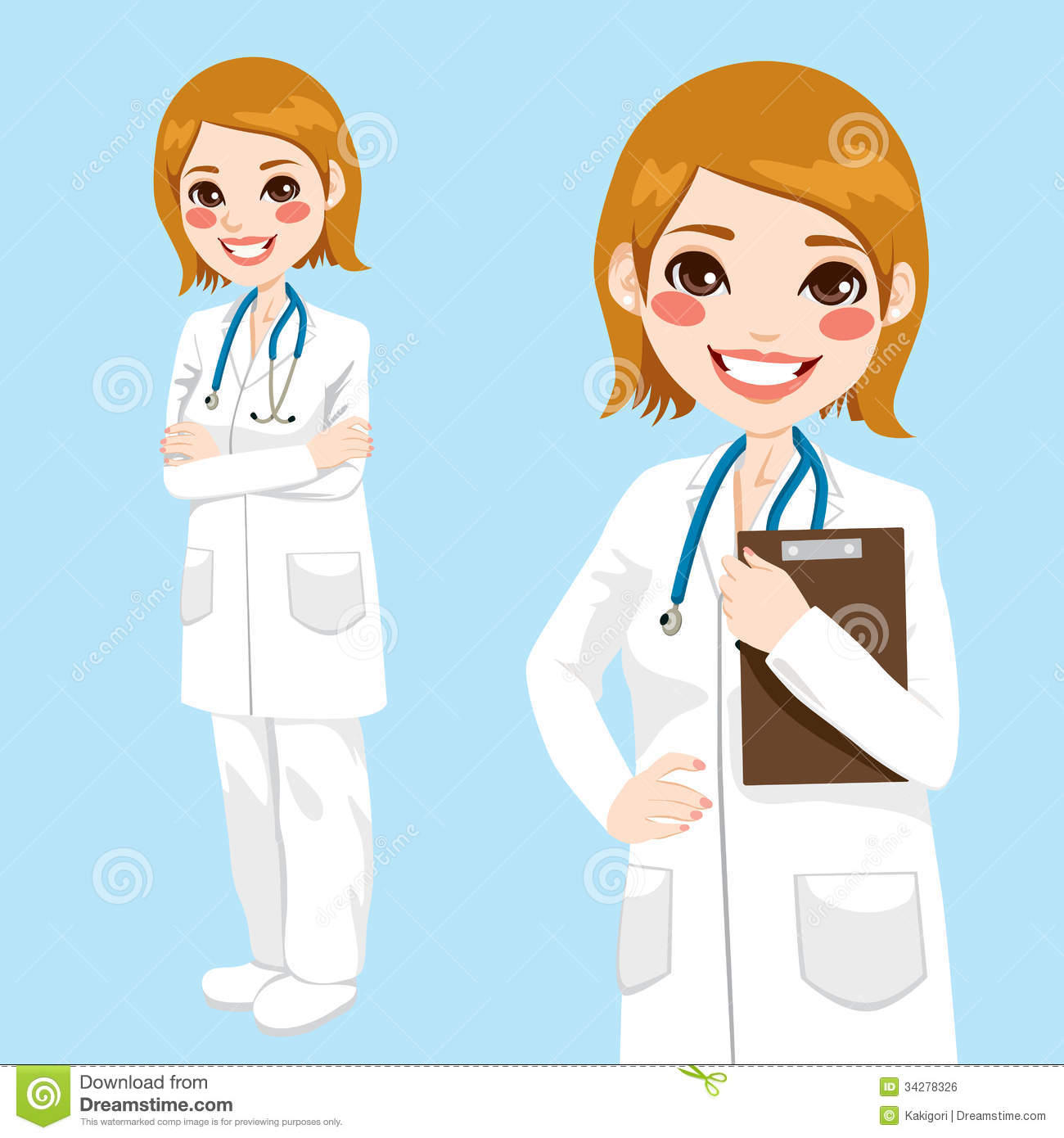 Confident Woman Doctor