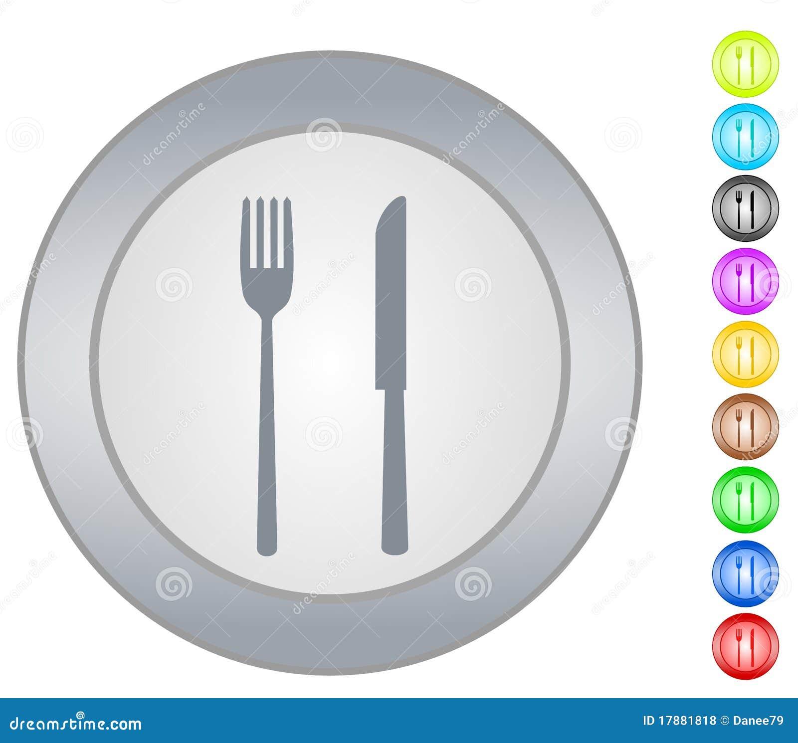 Configuración de la cena