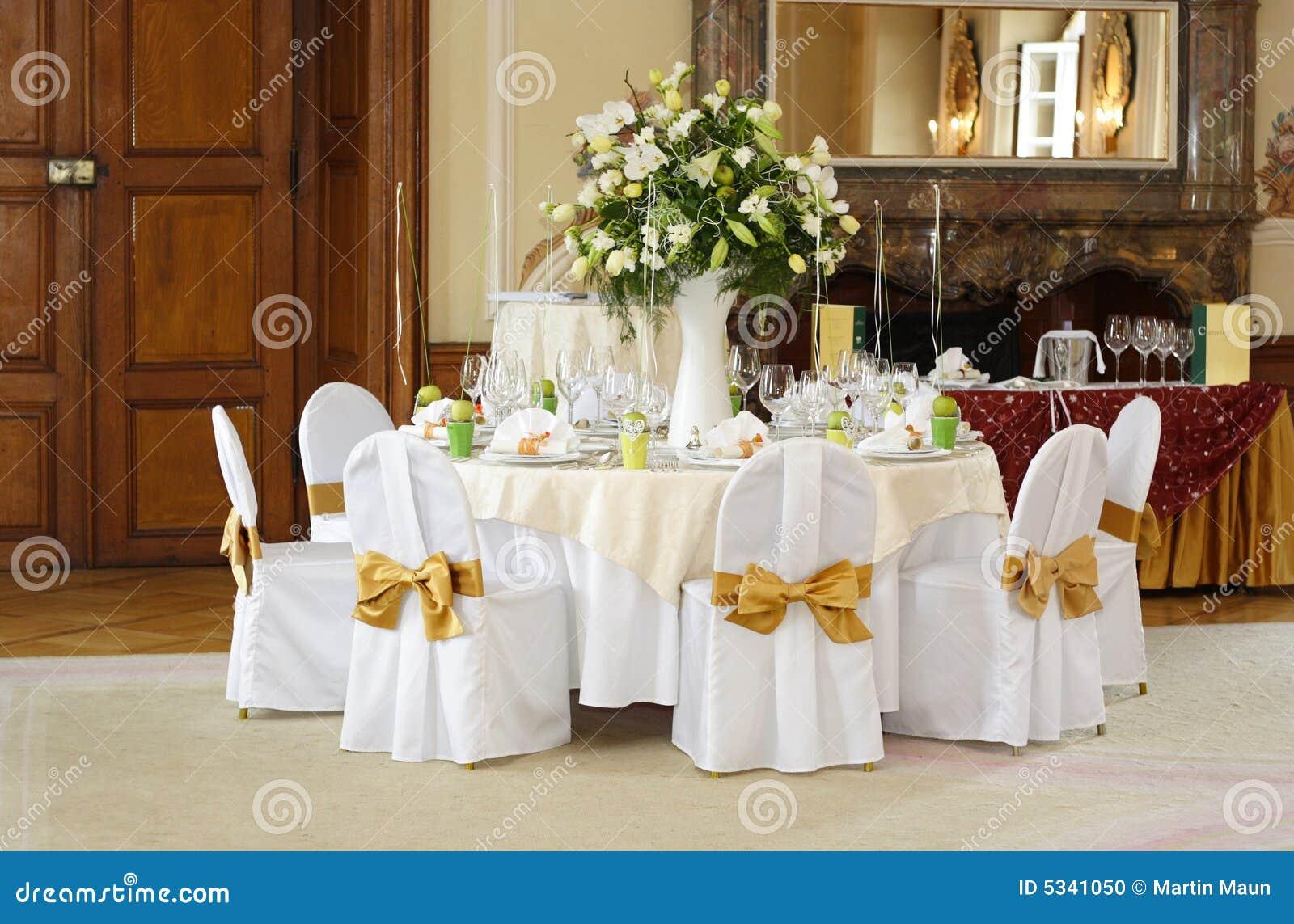 Configuración del vector de la boda