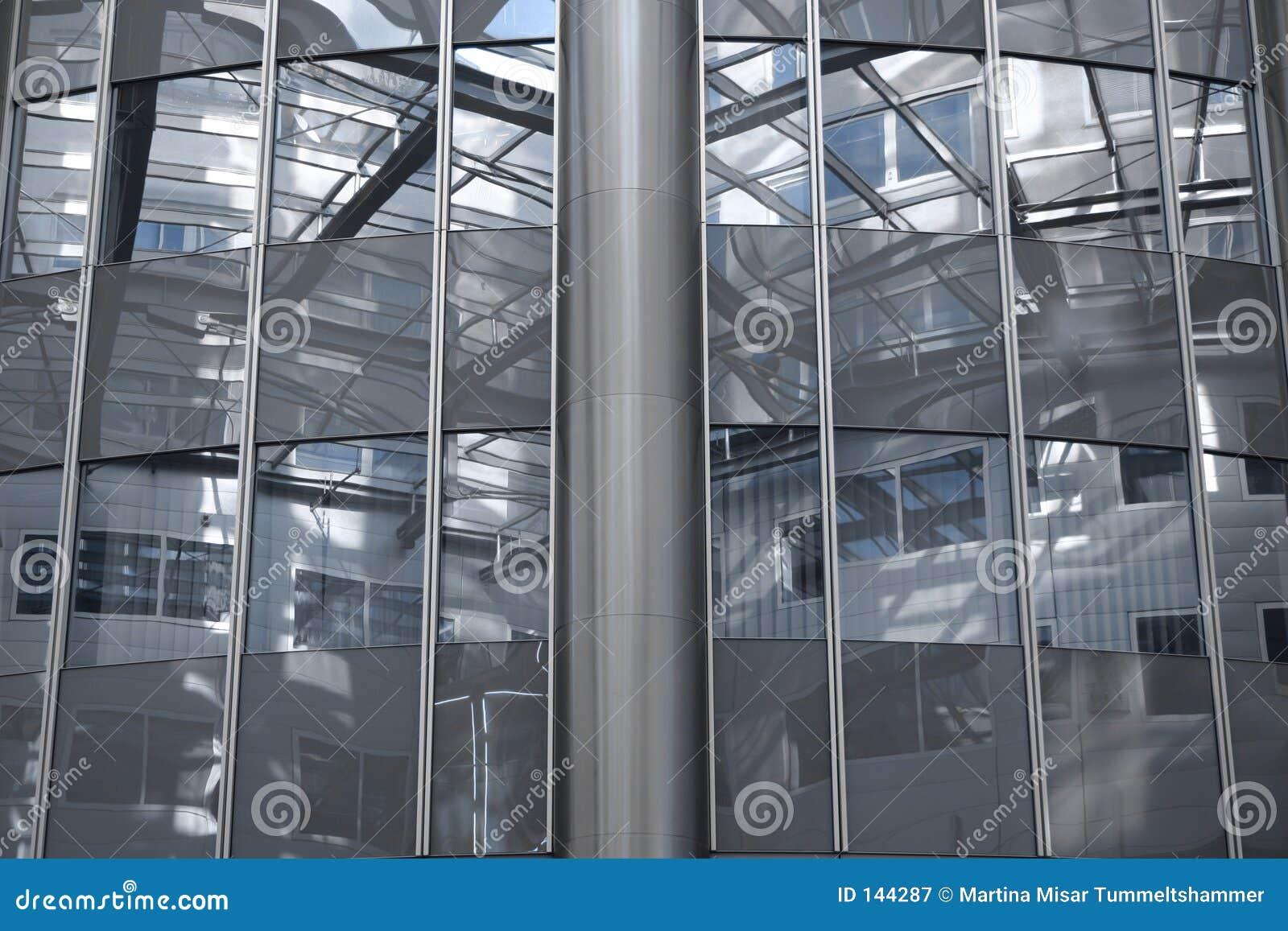 Configuración: Dentro de un rascacielos (Viena/Austria)