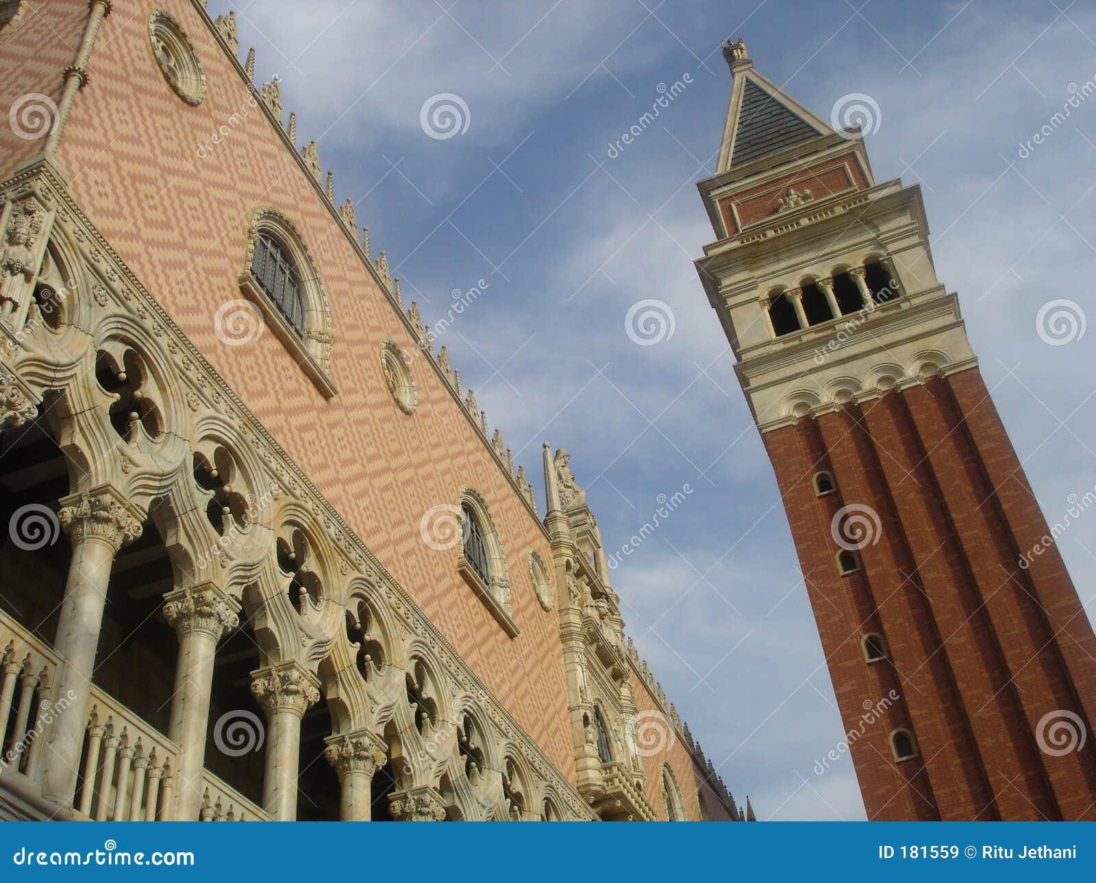 Configuración en Venecia
