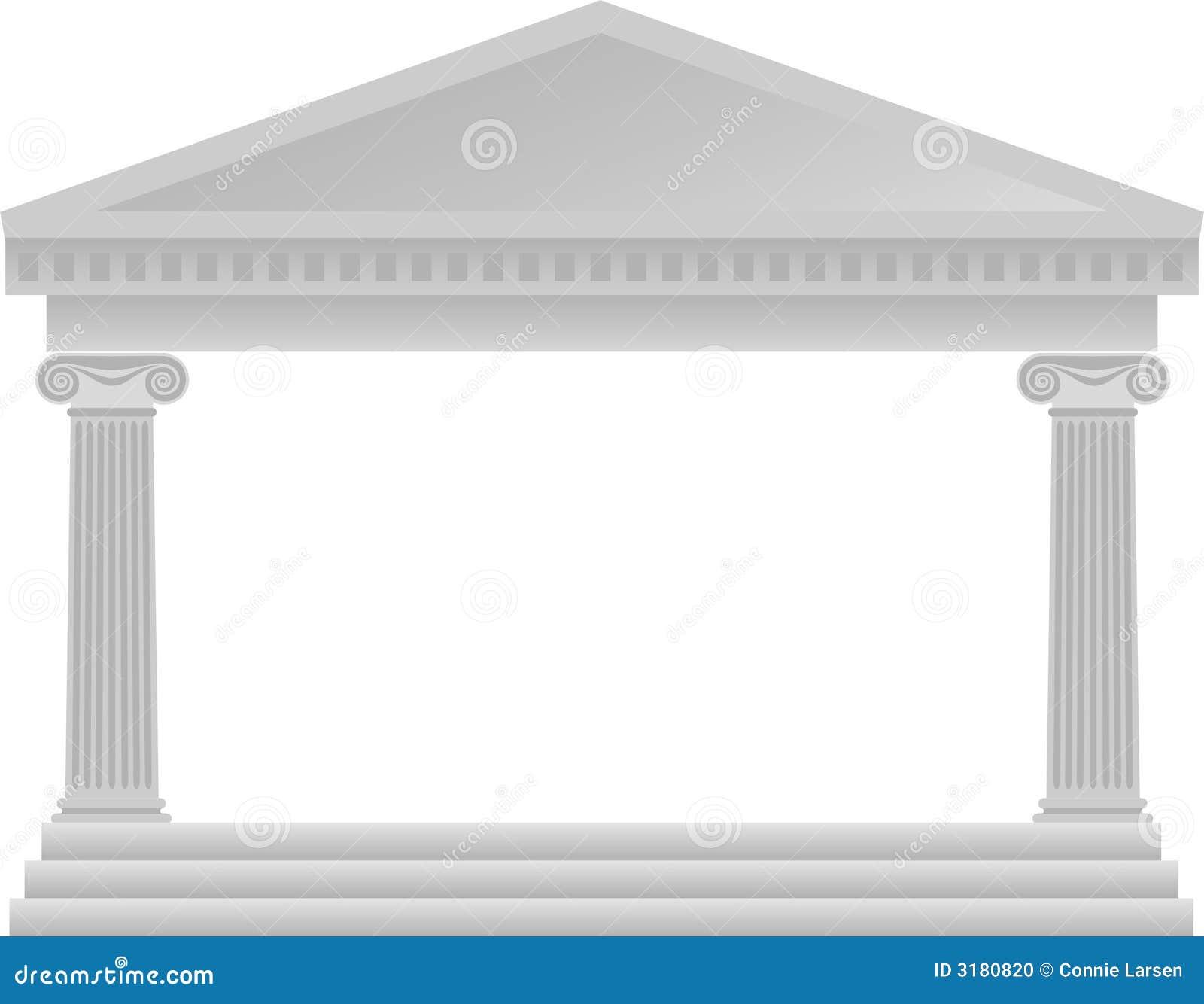 Configuración griega/EPS de la columna