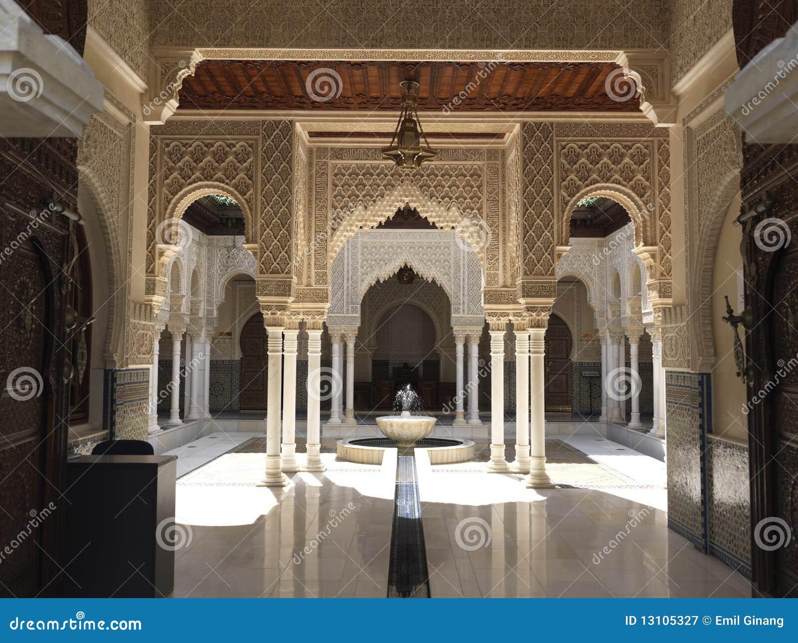 Configuración marroquí