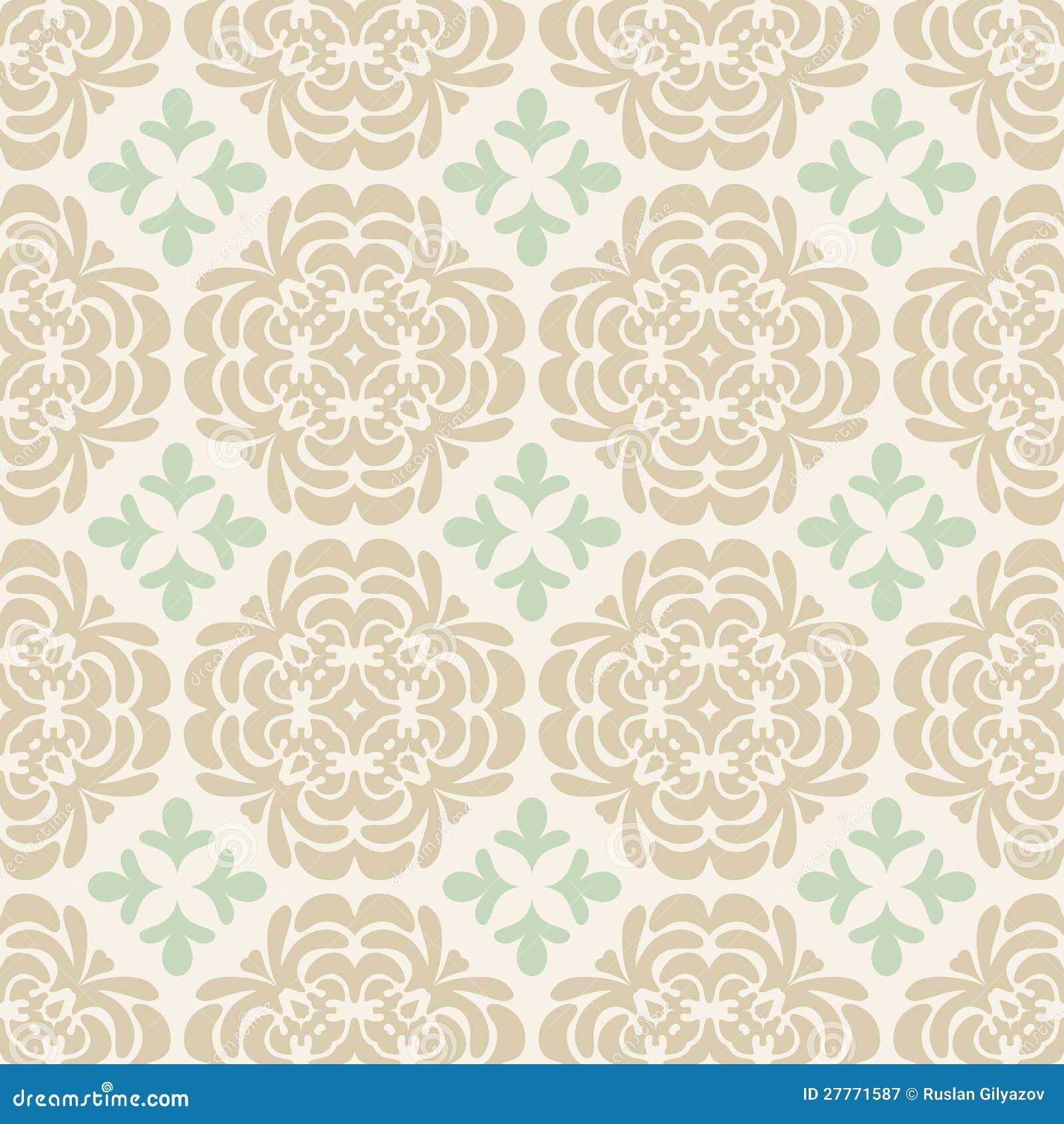 Configuration beige de papier peint