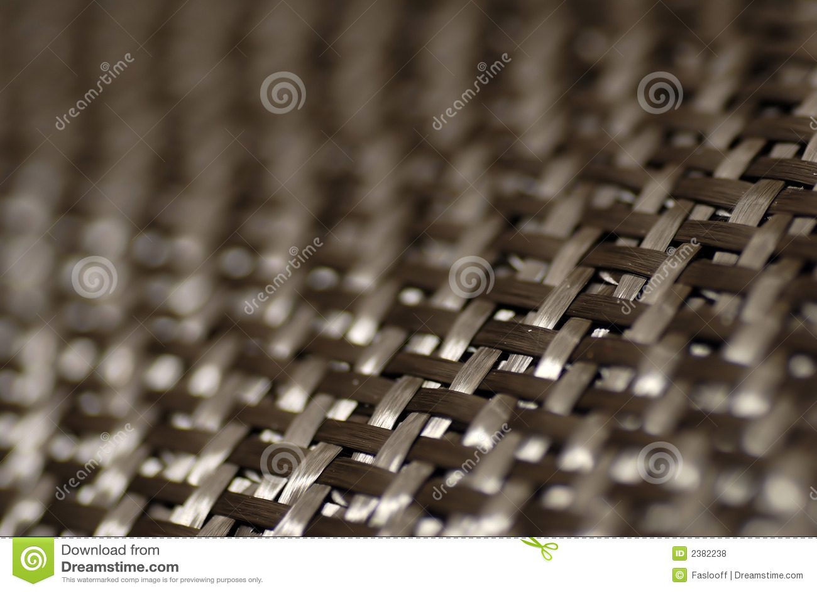 Configuration de fibre de carbone