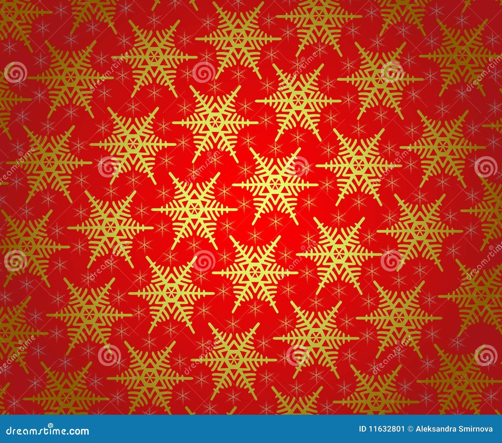 Configuration De Papier Peint De Noël Illustration de Vecteur