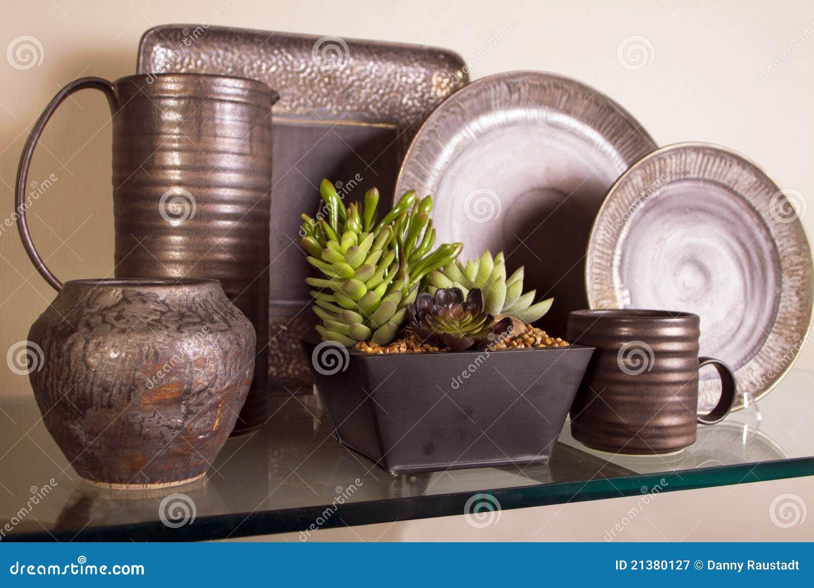 Configuration de place métallique moderne de Tableau