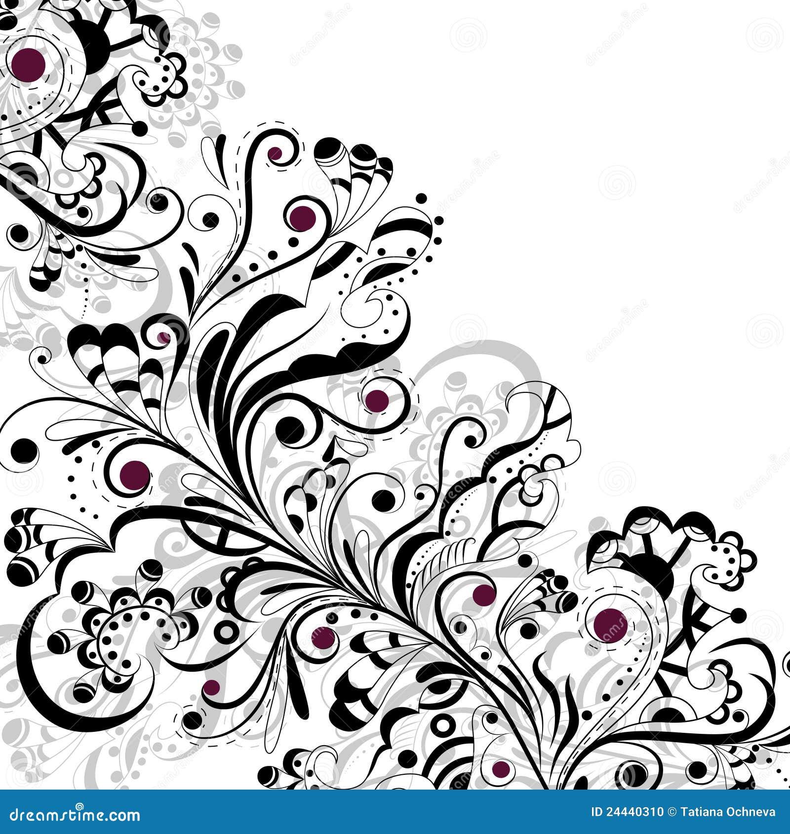 Configuration en noir et blanc