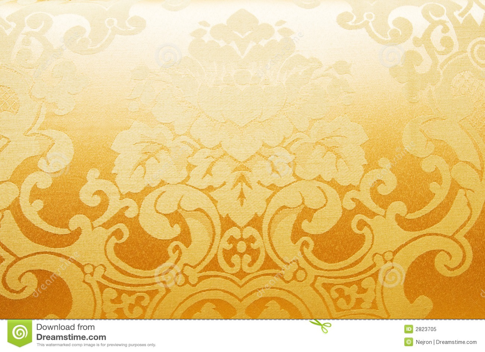 Configuration florale abstraite de tissu