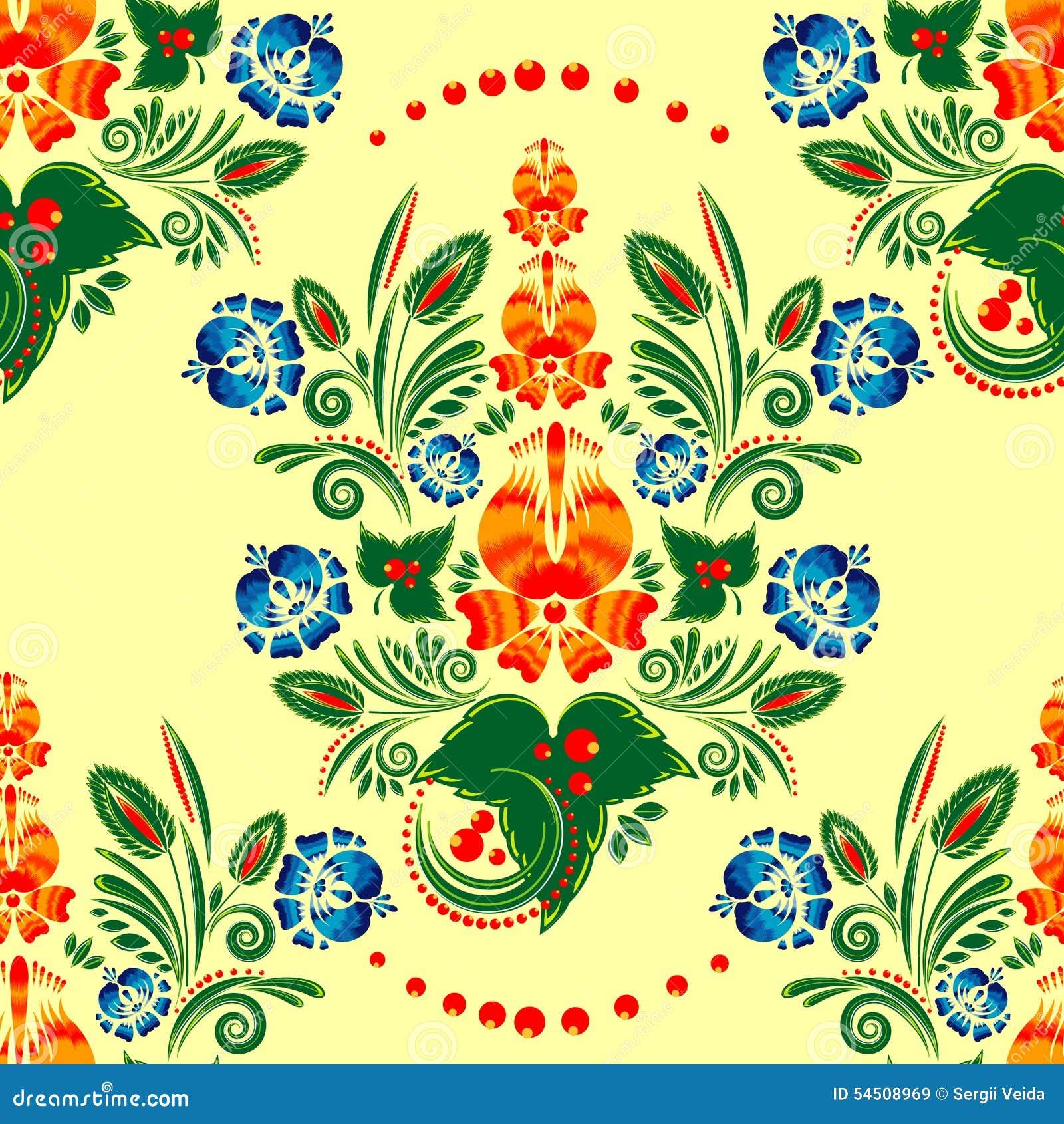Configuration sans joint avec l ornement floral
