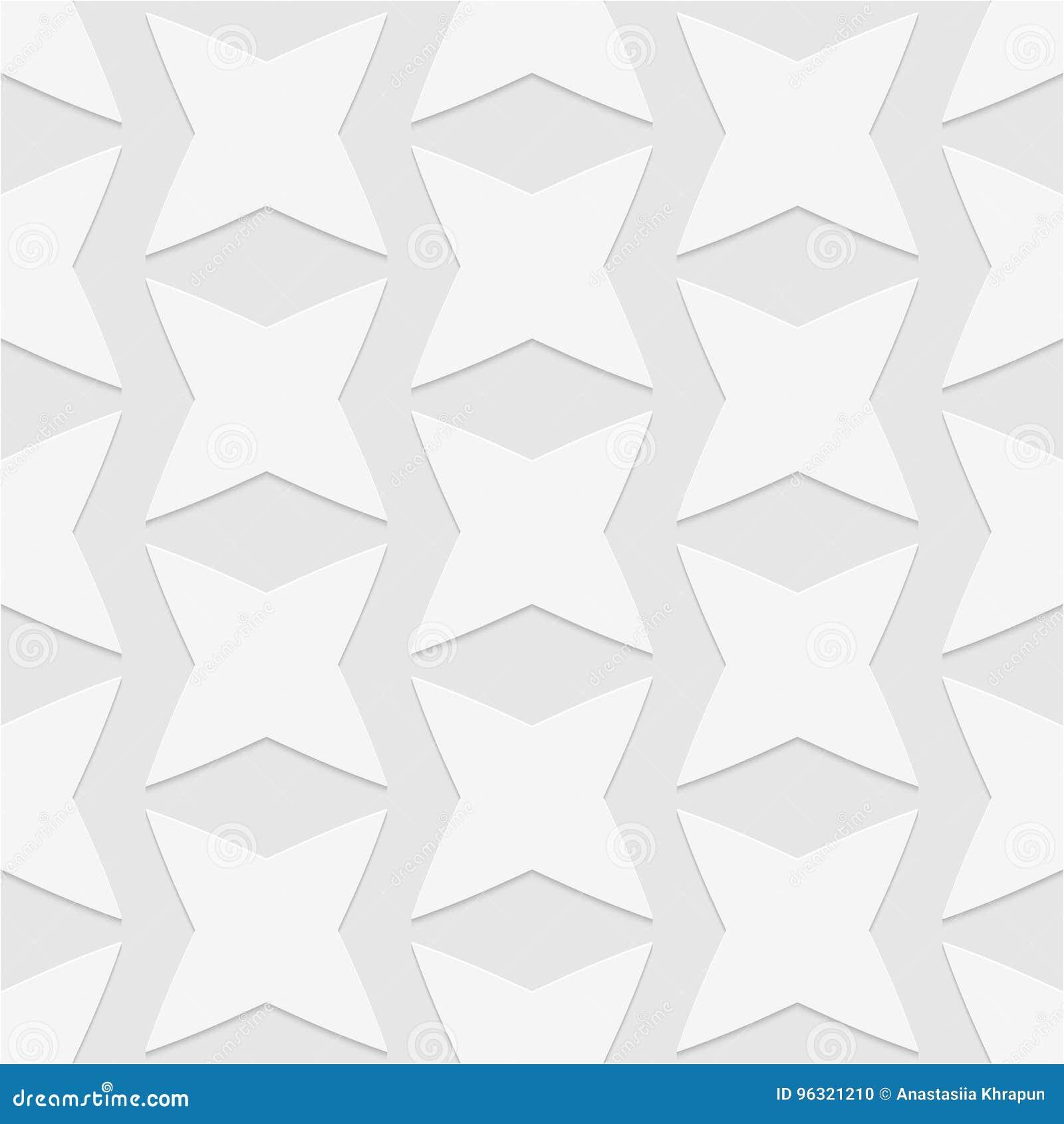 Configuration Sans Joint Des Etoiles Papier Peint Geometrique Fond