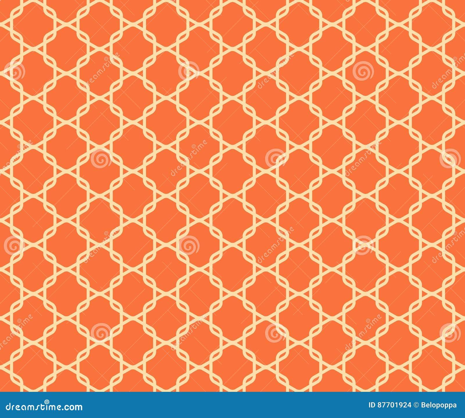 Configuration sans joint géométrique abstraite Fond monochrome