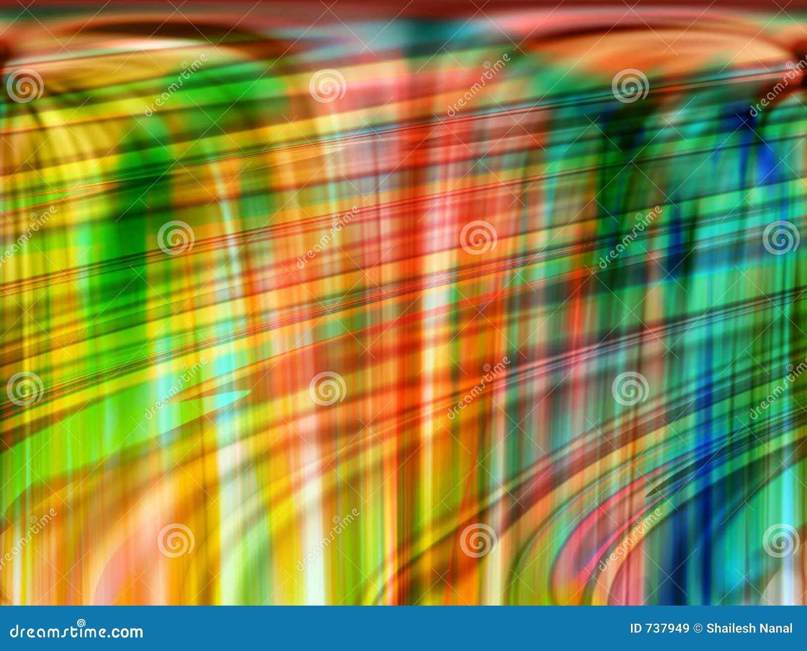 Configurations impressionnantes de couleur