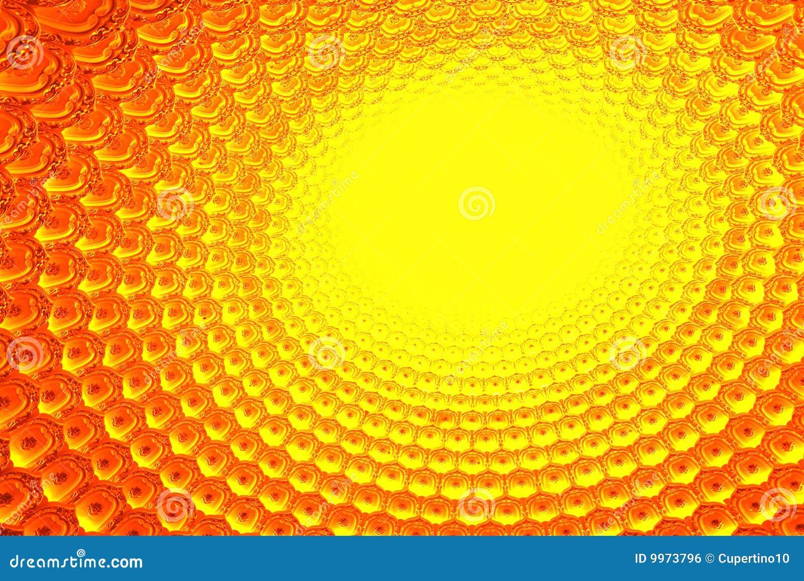 Configurations jaunes de DEL