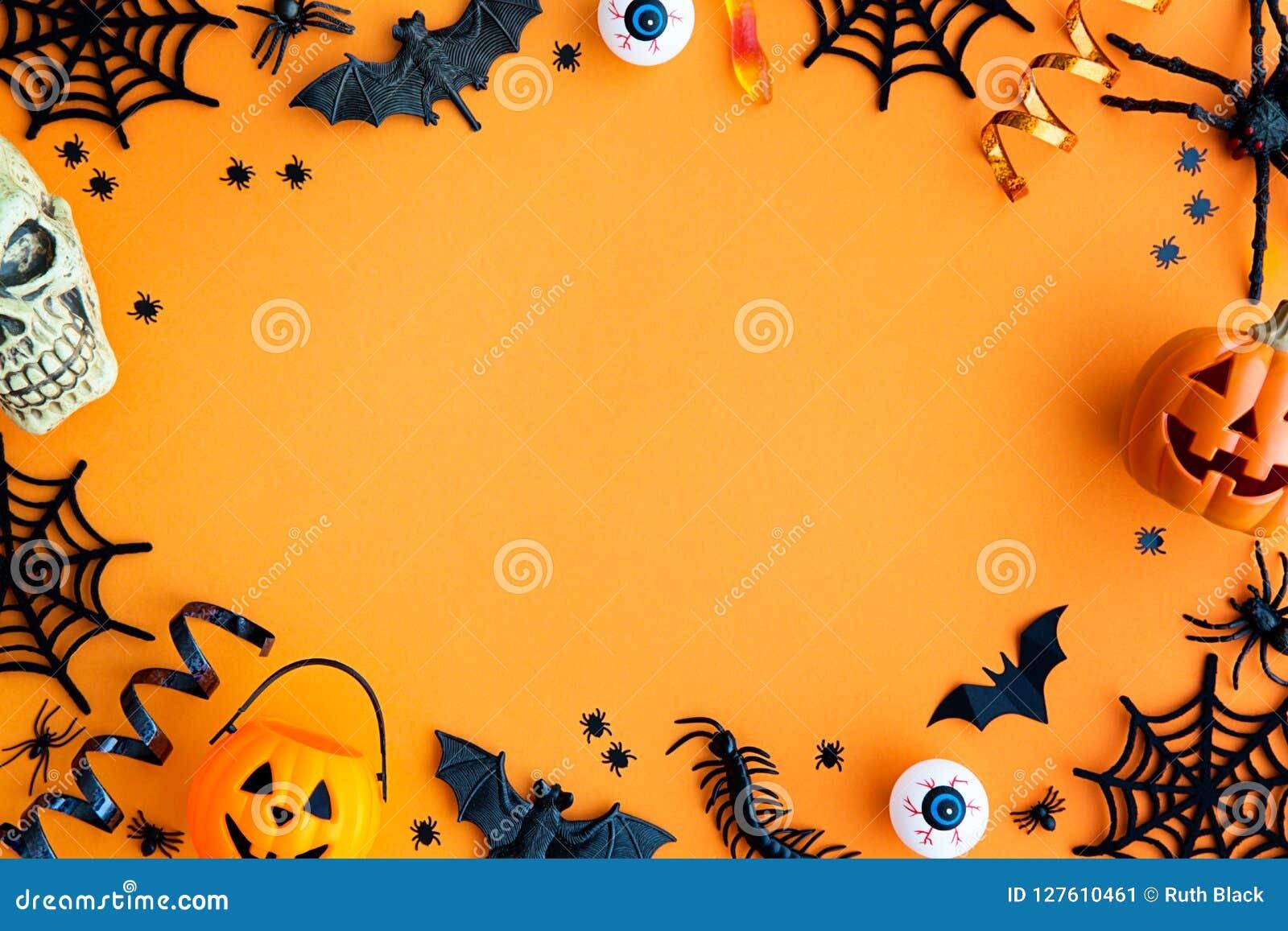 Confine del partito di Halloween