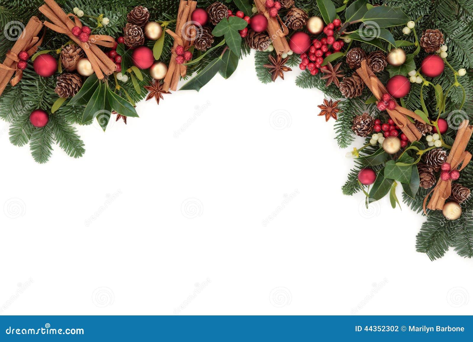 Confine festivo di Natale