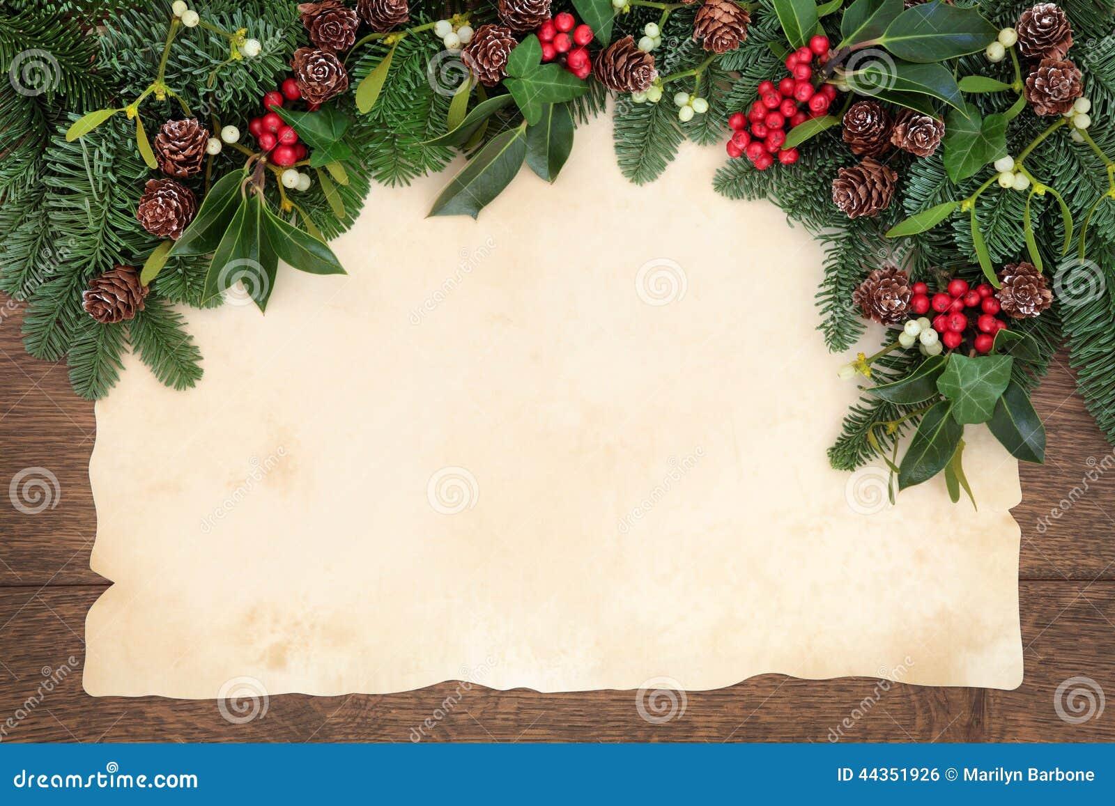Confine tradizionale di Natale