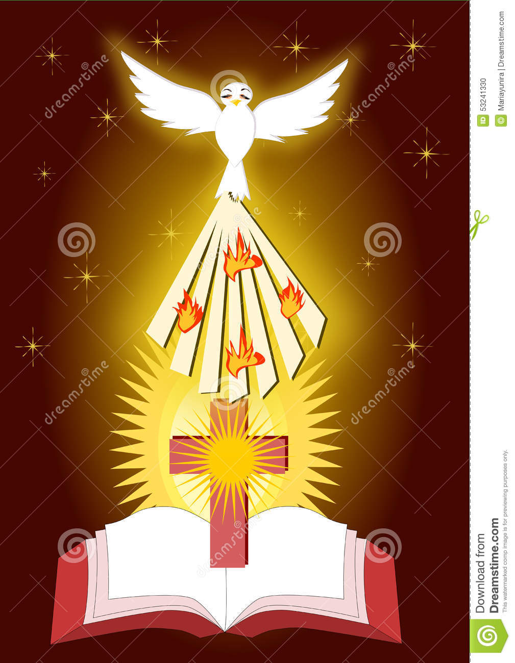 The confirmation sacraments stock illustration illustration of the confirmation sacraments biocorpaavc Image collections