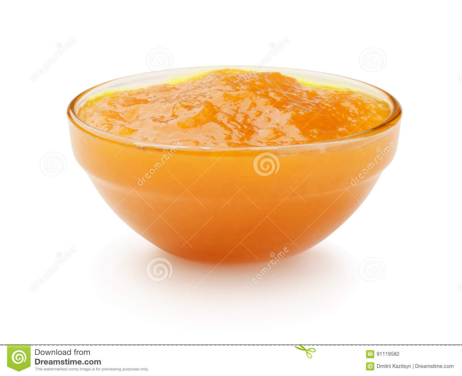 confiture abricot gelatine
