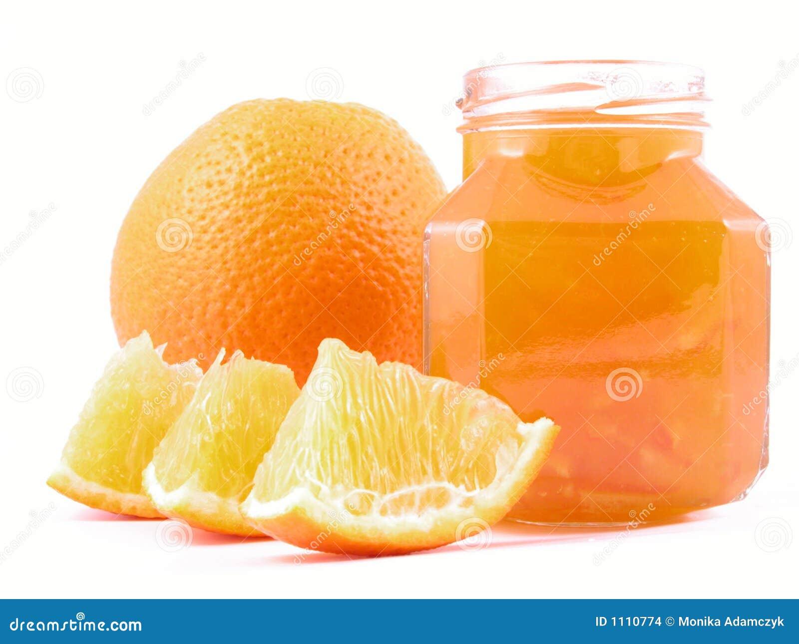 Confiture d oranges