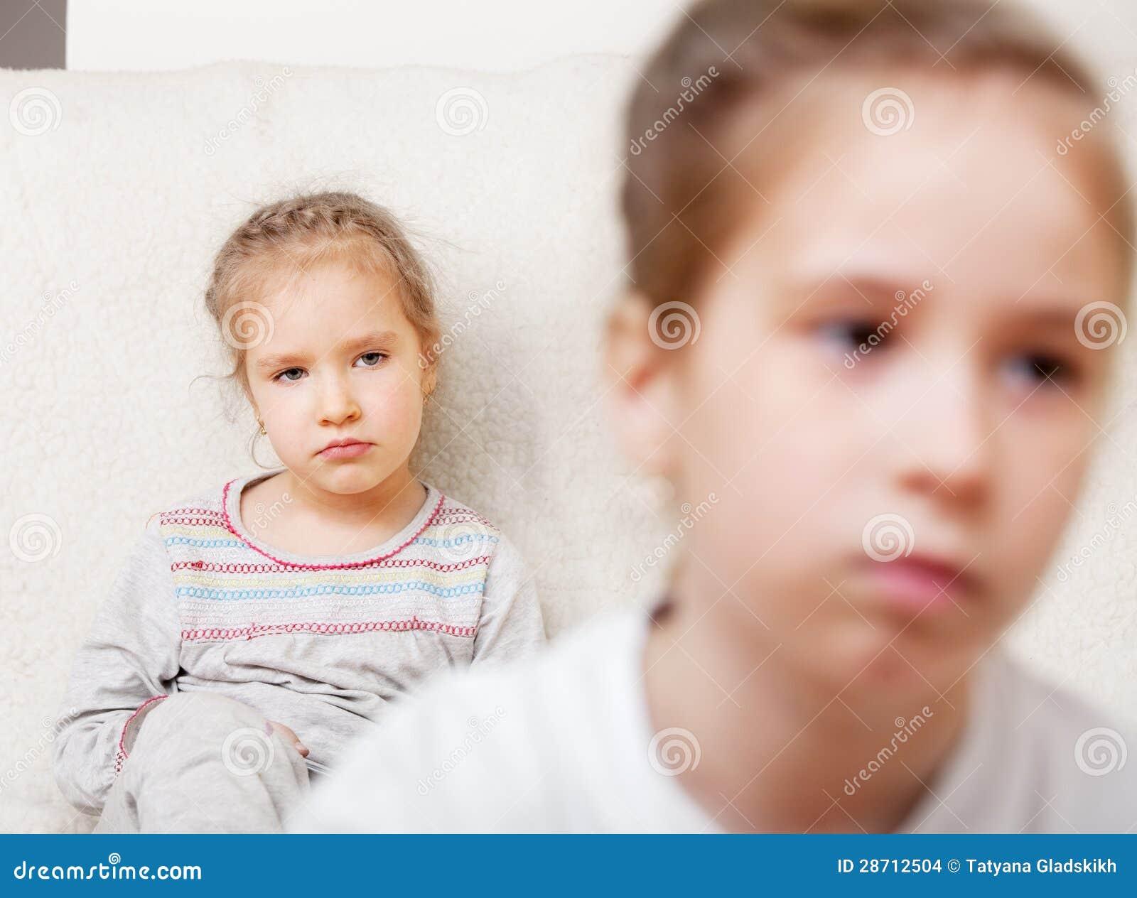 Conflict Between Children Stock Images - Image: 28712504