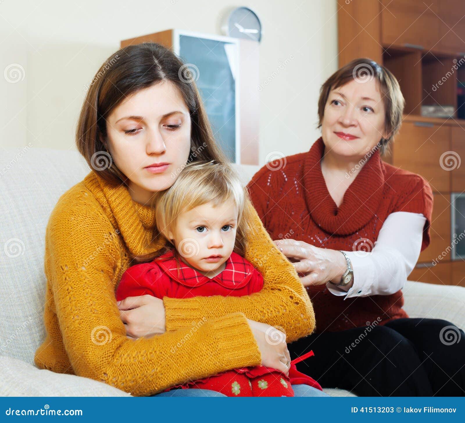 Яки да мать и дочь 23 фотография