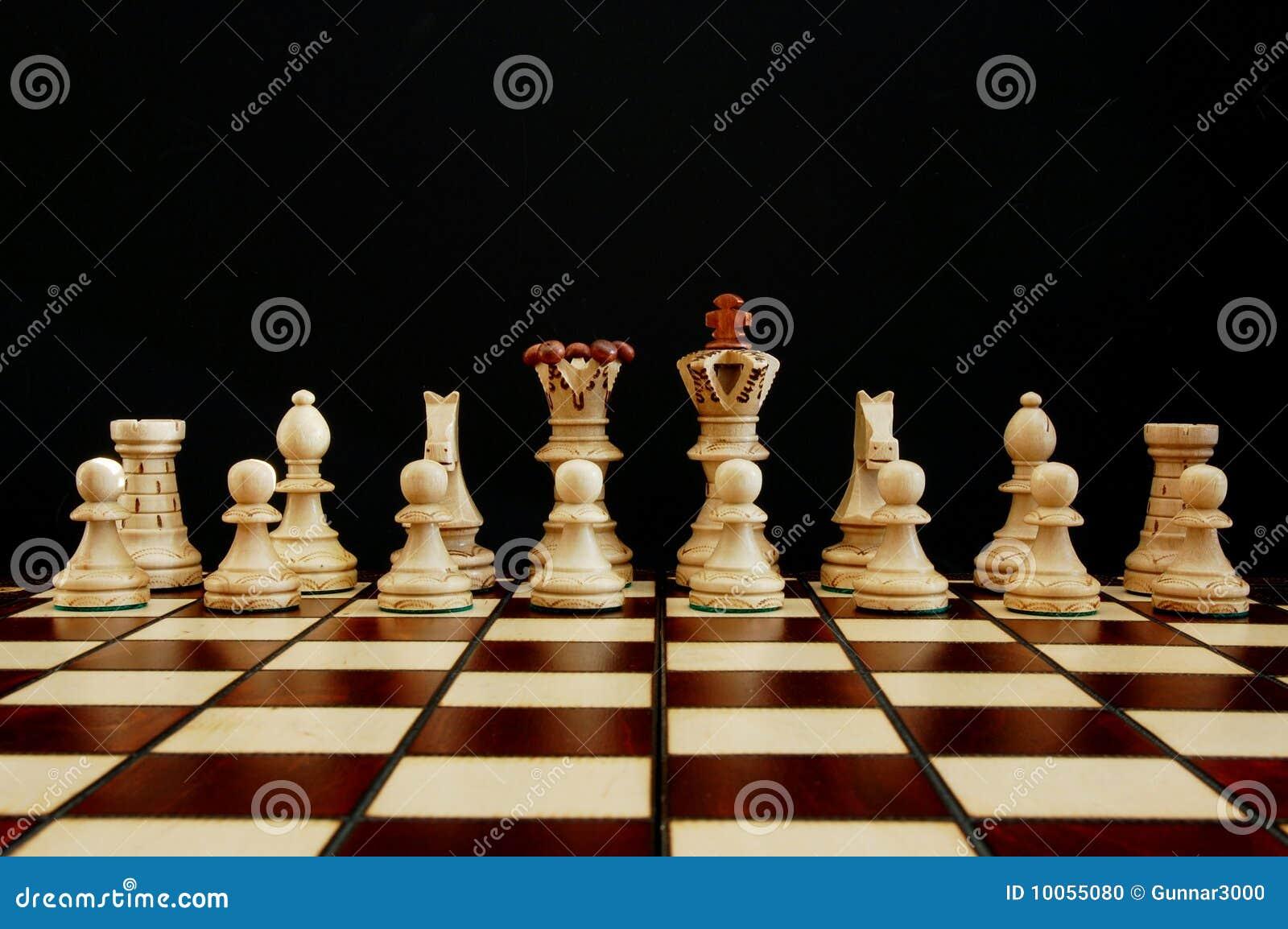 Conflito da xadrez