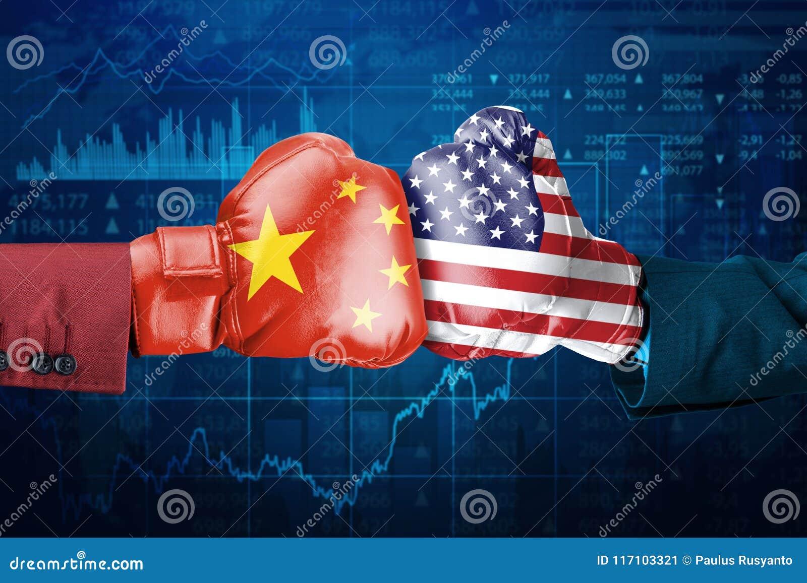 Conflito entre China e EUA