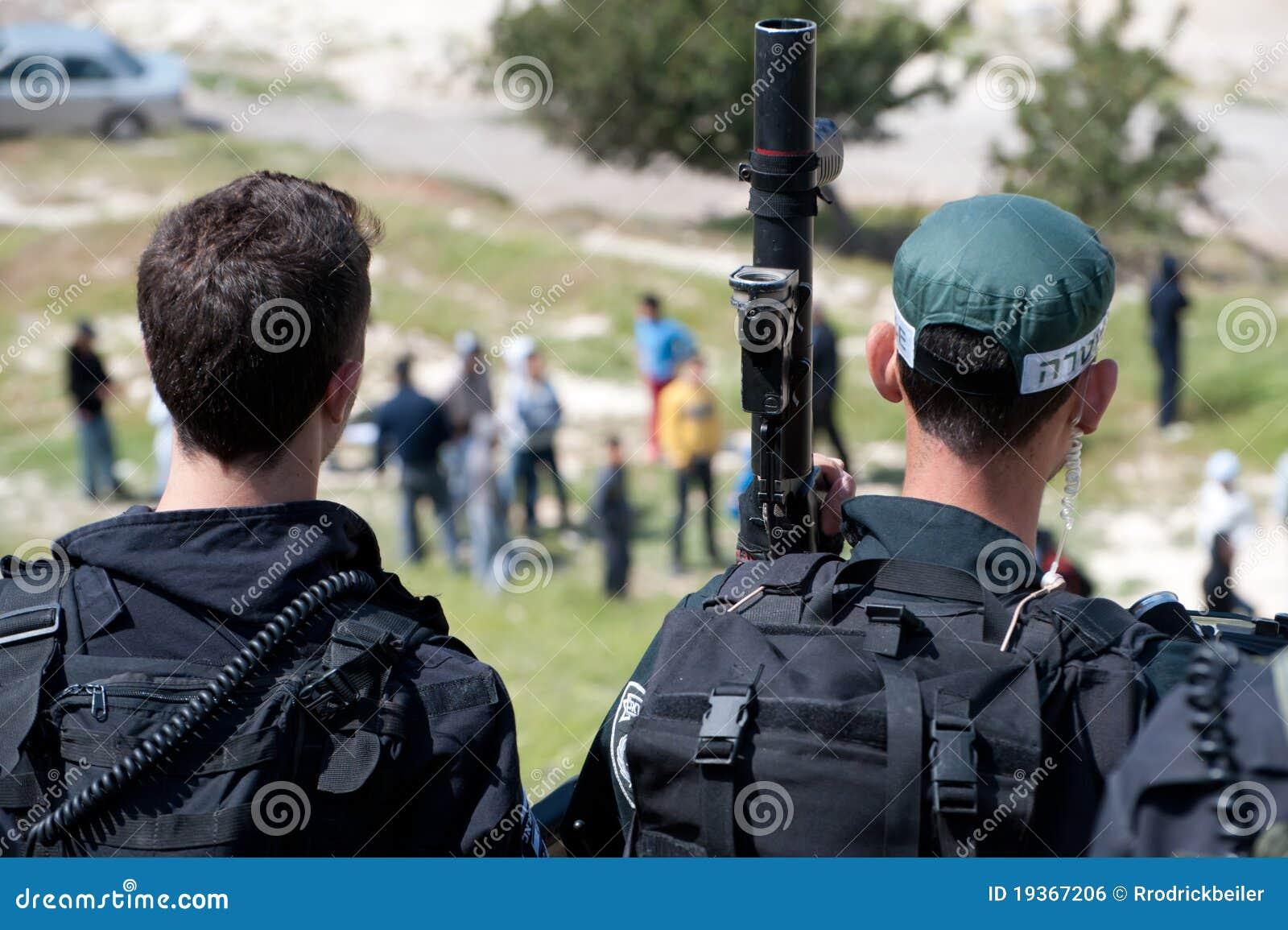 Conflitos em Jerusalem do leste