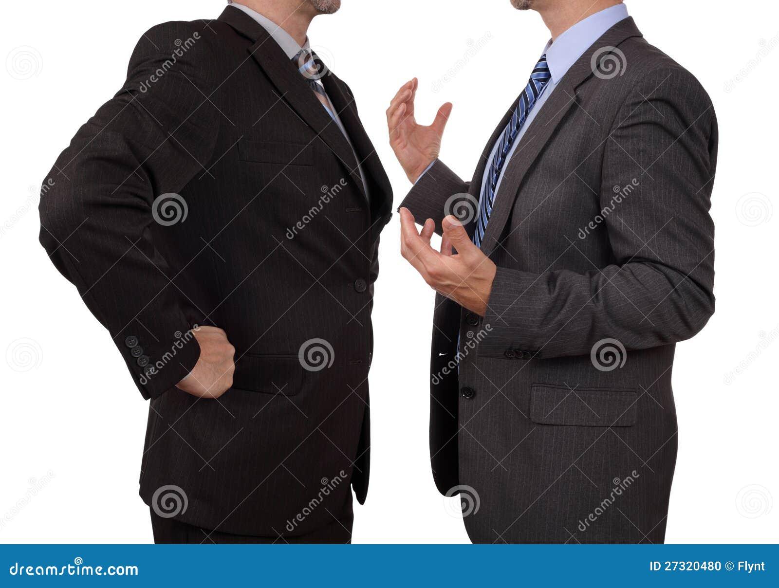 Confrontatie op het werk