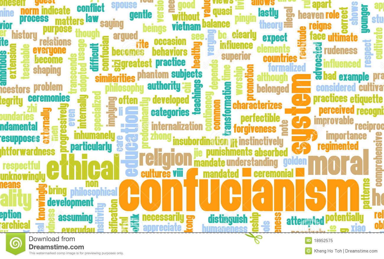 Confucianism Royalty Free Stock Photo - Image: 18952575