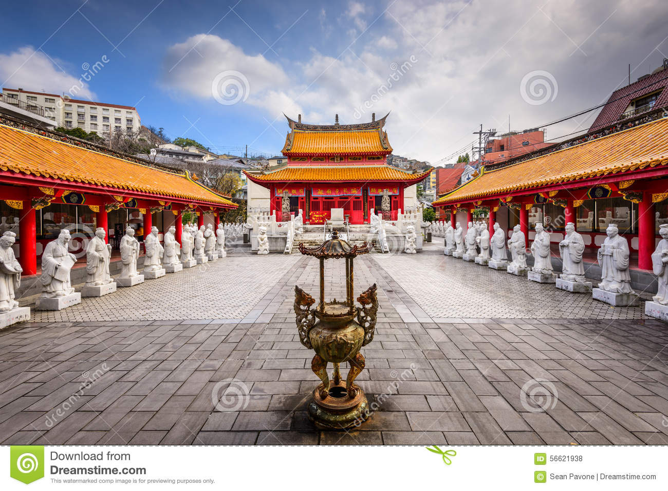 Confucian temples in japan