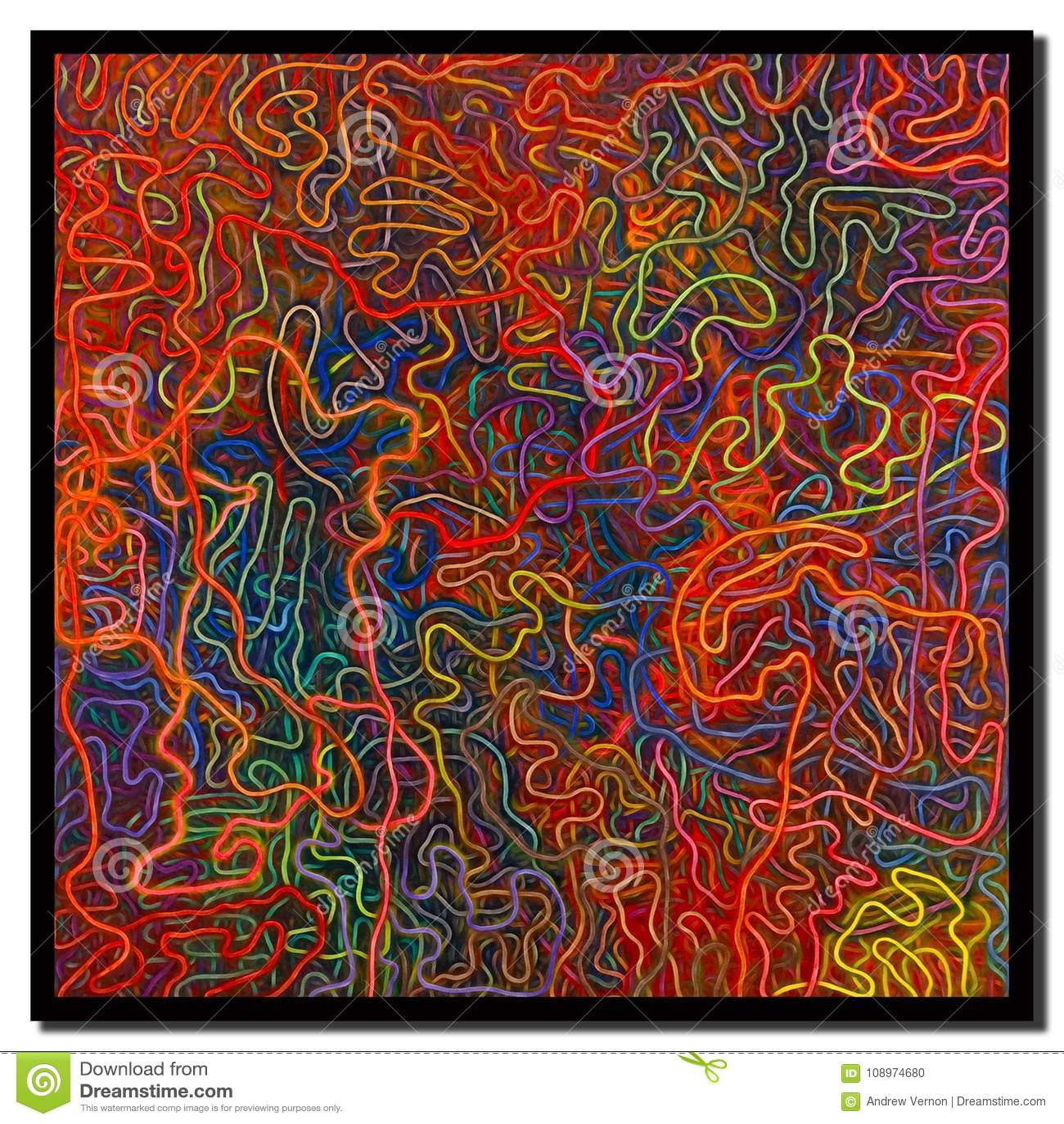 Confusão Tate Britain Gallery do fio