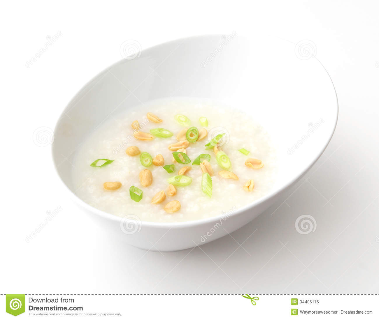Congee Royalty Free Stock Image - Image: 34406176