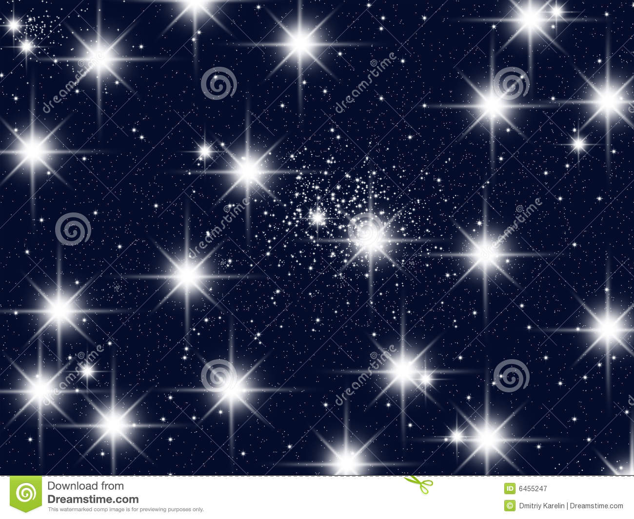A congestion of stars