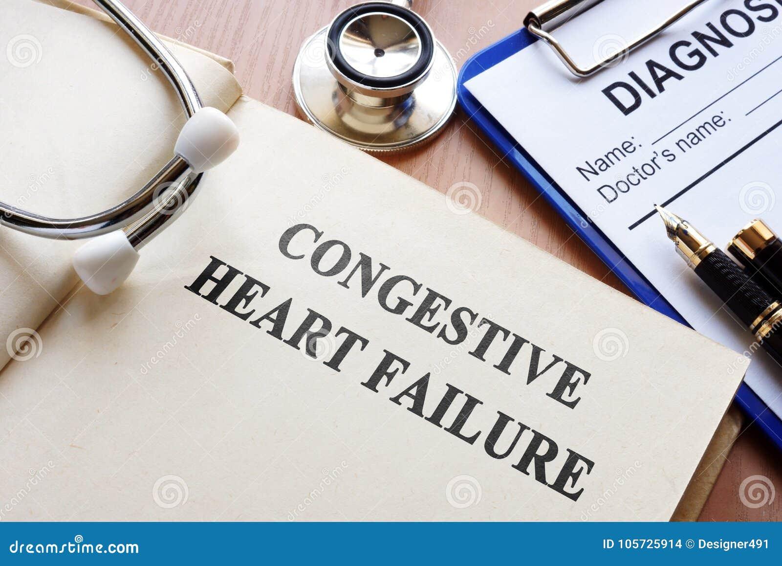 Congestive Herzversagen