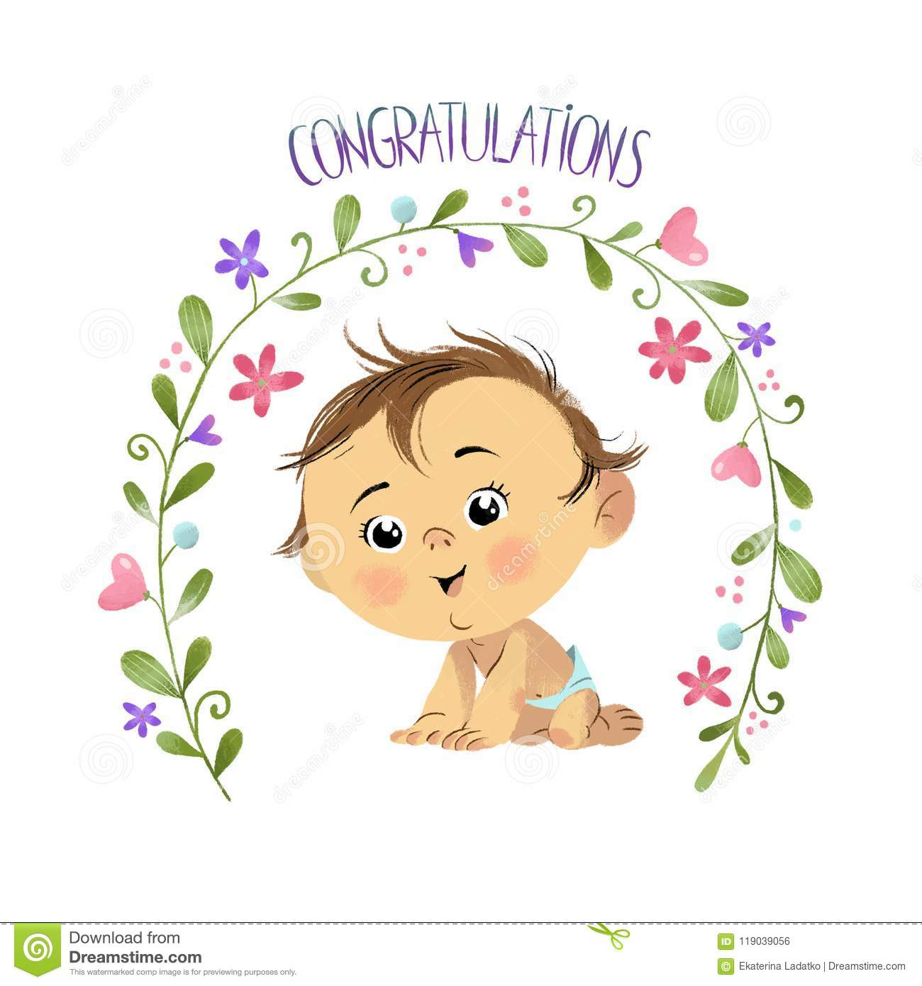 congratulations with baby boy