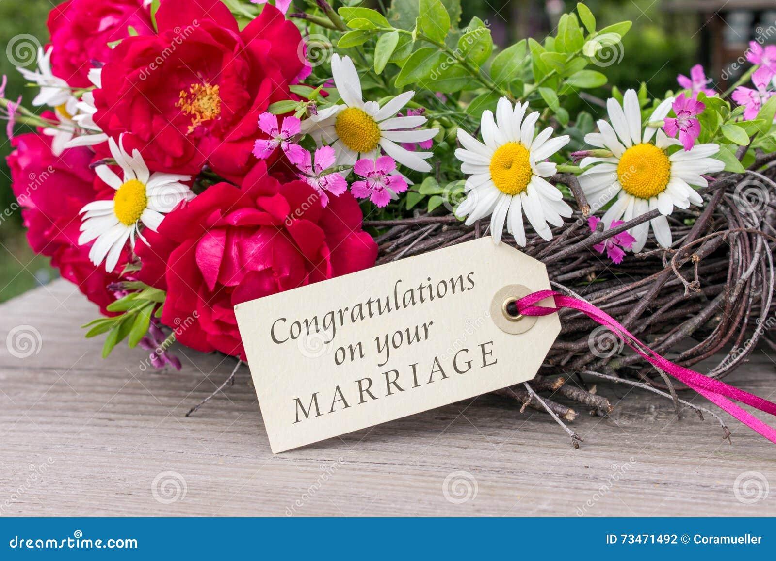 Al Matrimonio Auguri O Congratulazioni : Congratulazioni sul vostro matrimonio fotografia stock immagine di