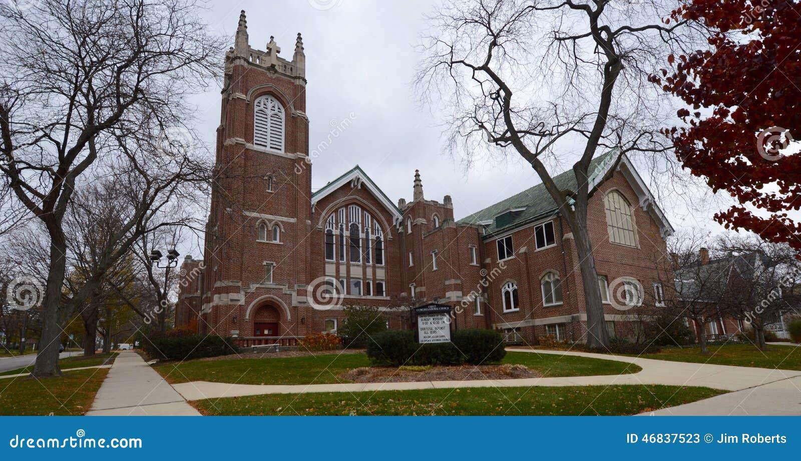 Congregational kościół