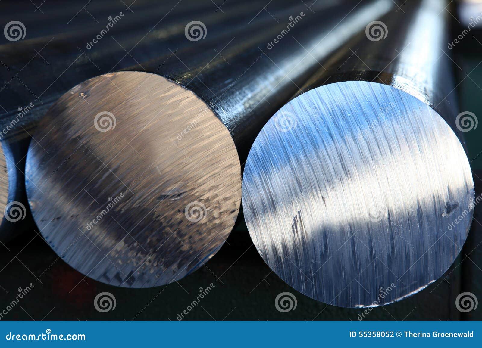 Coni retinici di alluminio