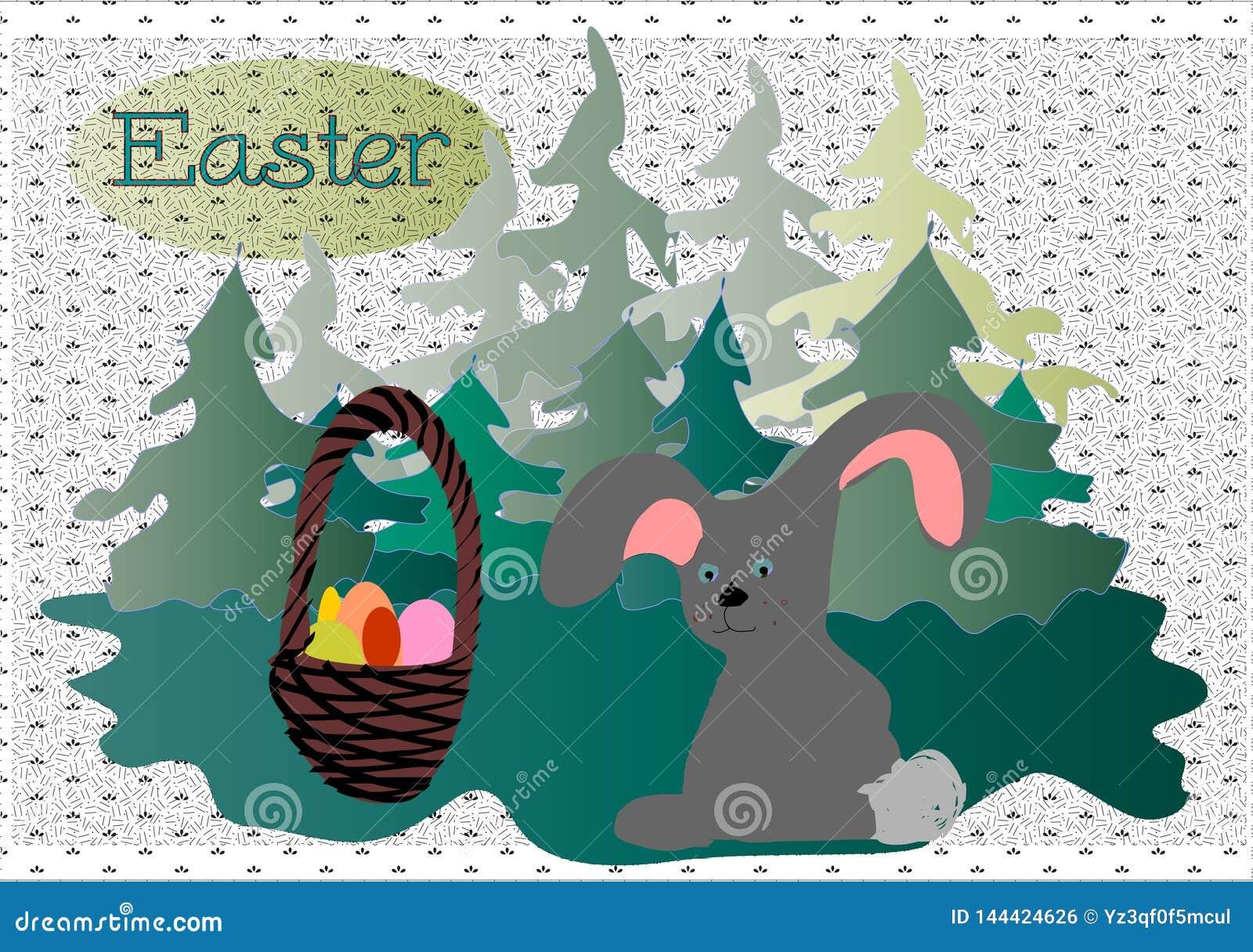 Coniglietto di Pasqua pasqua
