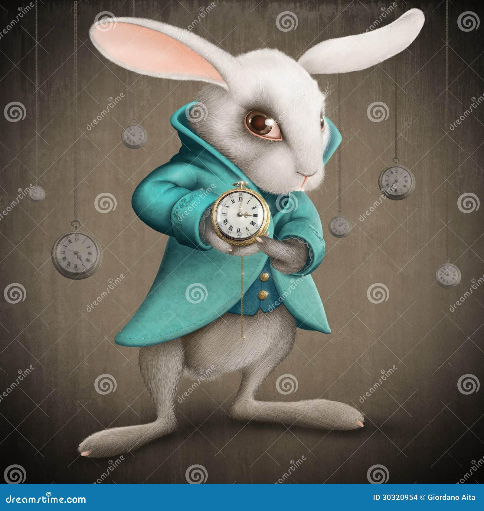 coniglio orologio