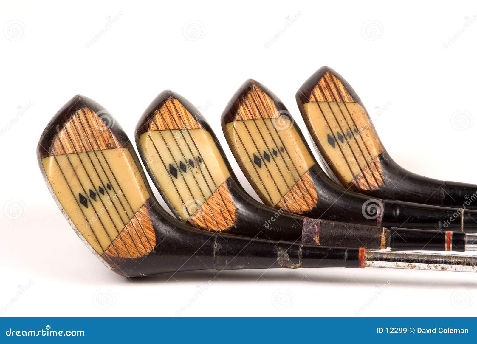 Conjunto completo de maderas laminadas del golf