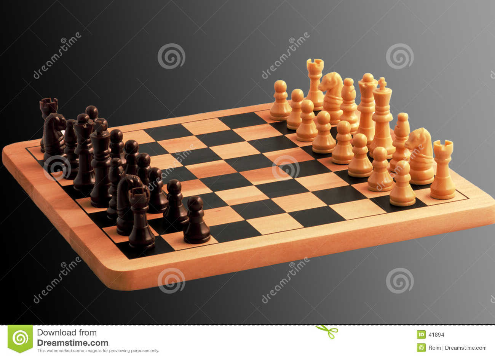 Download Conjunto de ajedrez foto de archivo. Imagen de blanco, tarjeta - 41894