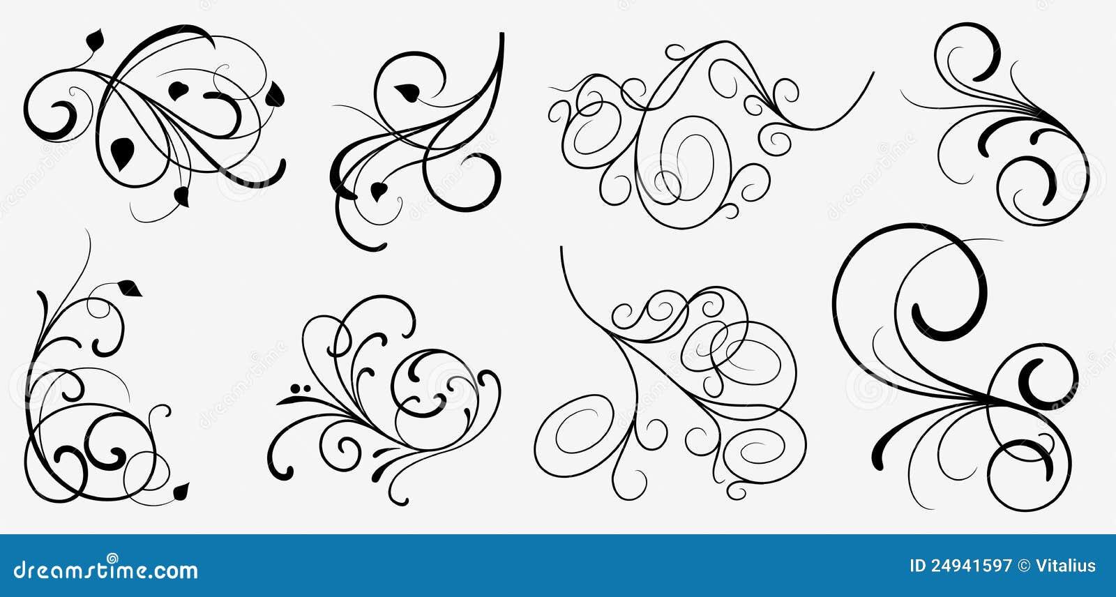 Conjunto de elementos del diseño